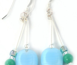 Fashion Jewellery Ocean Earrings