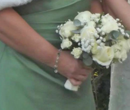 Bridesmaid Jewellery Gorgeous Green Bracelet