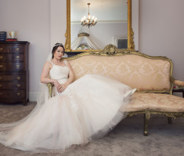 Wedding Jewellery Charlotte Bracelet