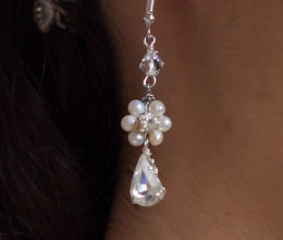 Wedding Jewellery Maria Earrings