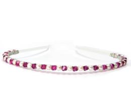 Bridesmaid Jewellery Fuchsia Headband