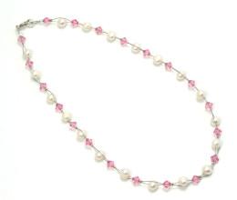 Bridesmaid Jewellery Petal Necklace