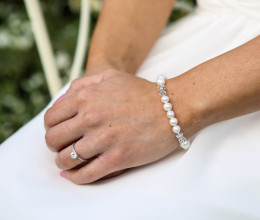 Wedding Jewellery Ella Bracelet