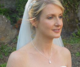 Wedding Jewellery Olivia Necklace