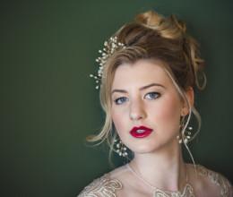Wedding Jewellery Ophelia Earrings