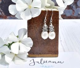 Wedding Jewellery Allure Earrings