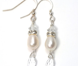 Wedding Jewellery Allure Drop Earrings