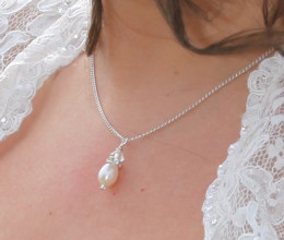 Wedding Jewellery Allure Pendant Necklace