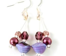 Fashion Jewellery Berry Earrings