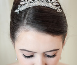 Hair Accessories Kara Tiara Comb