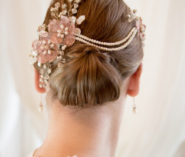Hair Accessories Abigail Headpiece