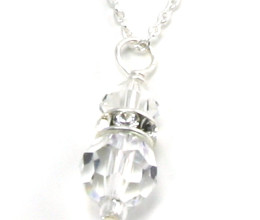 Wedding Jewellery Verity Drop Necklace