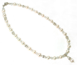 Wedding Jewellery Elizabeth Necklace