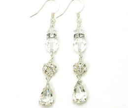Wedding Jewellery Helen Earrings