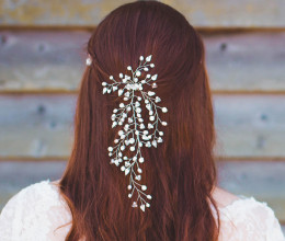 Hair Accessories Naomi Bridal Hair Vine