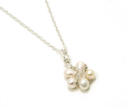 Wedding Jewellery Daisy Necklace