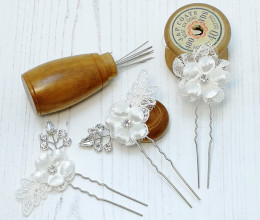 Hair Accessories Lillian Pins