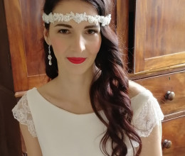Hair Accessories Flavia Lace Headband