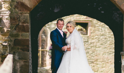 Fairytale Ludlow Castle Wedding