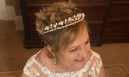 Luxurious Gold Wedding
