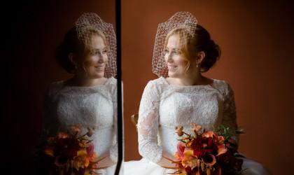 Glorious Autumn Wedding