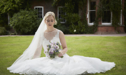 Sunny Summer Wedding at Leighton Hall, Shropshire