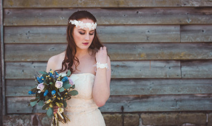 1970s Styled Bridal Shoot