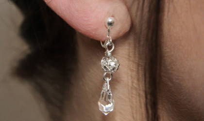 Beautiful Clip-on Earrings