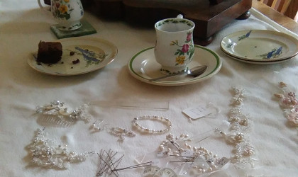 Wedding Accessory Styling Appointments