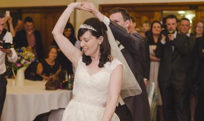 Emma's Beautiful Church Wedding