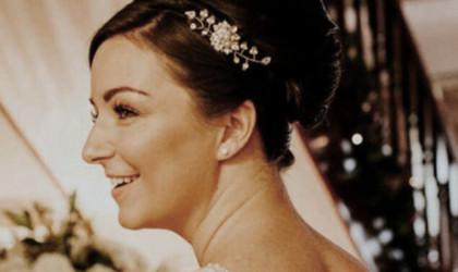 Bespoke Bridal Comb