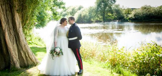 Utterly Elegant Summer Wedding