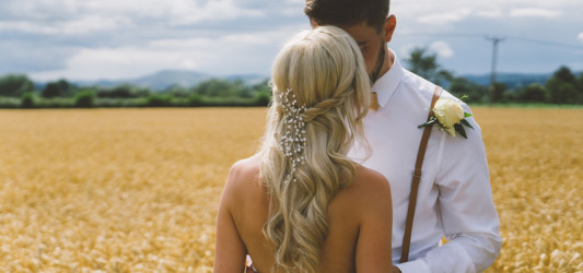 Elegant Country Wedding