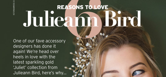 WI Mag Loves New Gold bridal Accessories