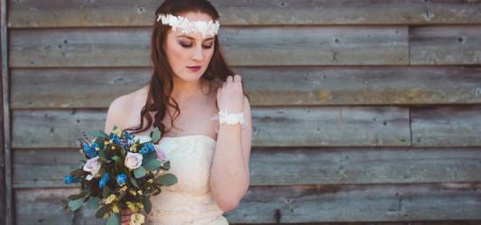 1970s Styled Bridal Shoot