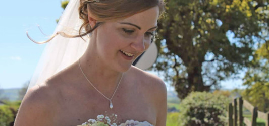 Sunny Shropshire Wedding