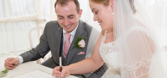 Claire and Kev's Stunning Summer Albright Hussey Wedding