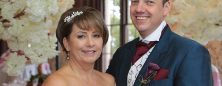 Fairytale Autumn Wedding at Rowton Castle