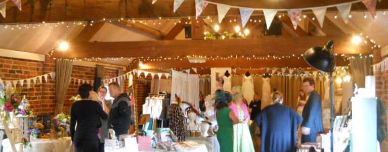 Spellbinding 'I Do in Vintage' Wedding Fair at Blakelands