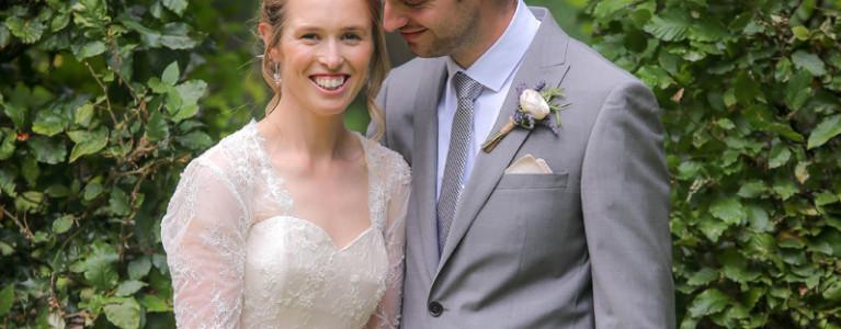 Beautiful Bespoke Blush Bride