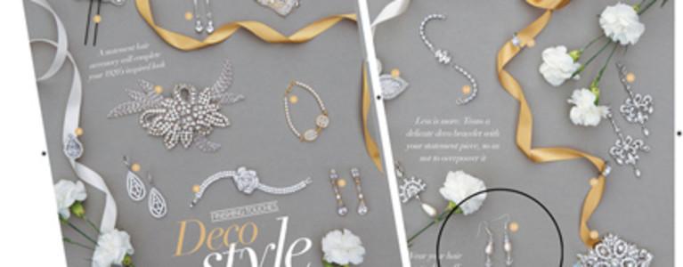 Wedding Ideas Magazine Jewellery Feature