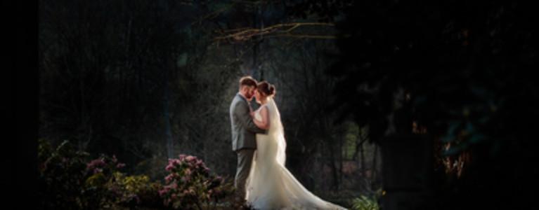 Utterly Elegant Tyn Dwr Wedding