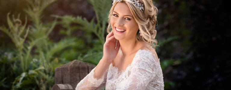 Headpieces for Lace Dresses; 4 Brides Share Their Looks