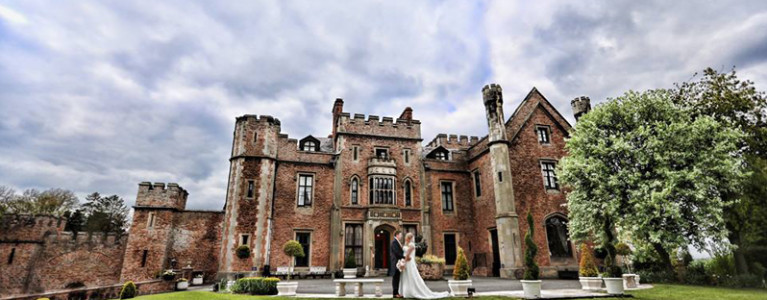 Fairytale Rowton Castle Wedding