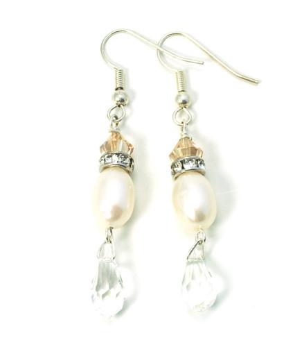 Wedding Jewellery Cerys Earrings