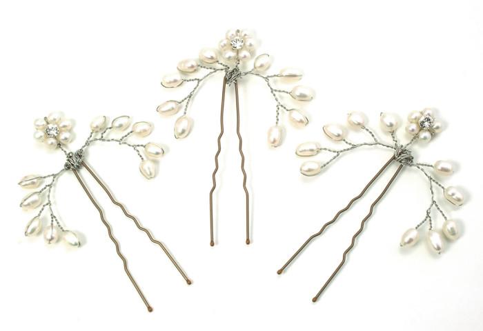 Hair Accessories Mia Bridal Pins