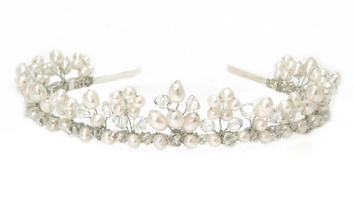 Hair Accessories Blossom Tiara