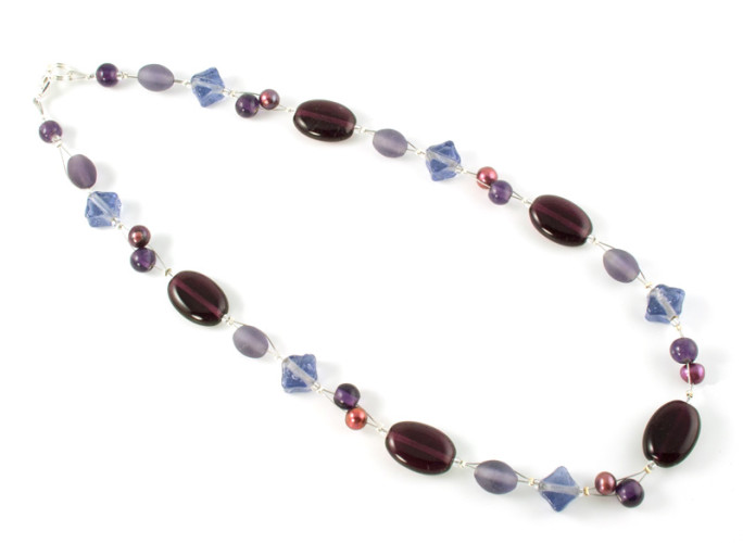 Fashion Jewellery Mulled Wine Necklace