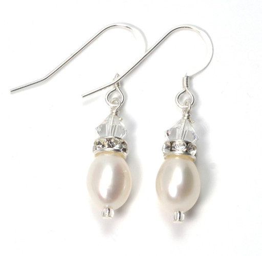 Wedding Jewellery Allure Earrings