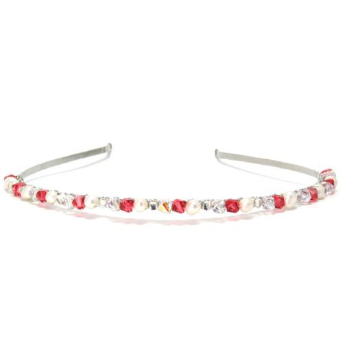 Bridesmaid Jewellery Cherry Headband